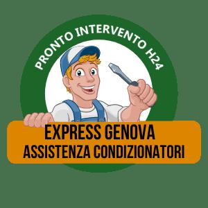 assistenza condizionatori a Genova